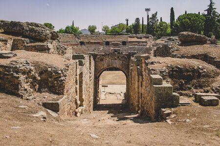Roman circus in Merida