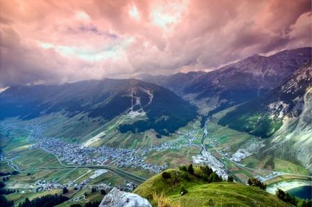 enchanting: enchanting mountains