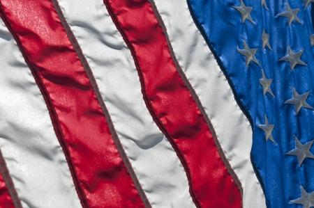American Flag Stock Photo - 18764319
