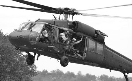 blackhawk helicopter: UH-60 Black Hawk Helicopter Editorial