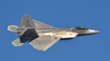 raptor: F-22 Raptor Fighter Jet