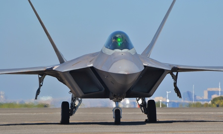 F-22 Raptor Stealth Jet