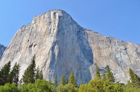 el capitan: El Capitan in Yosemite National Park