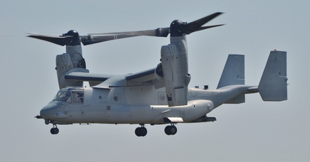 corps: Marine Corps MV-22 Osprey Editorial