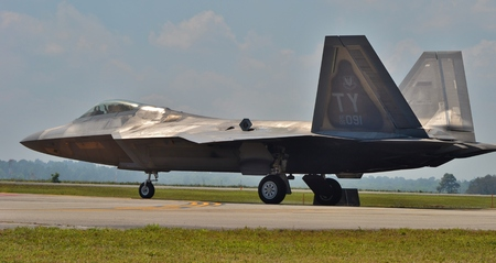 Stealth Fighter Jet Editorial