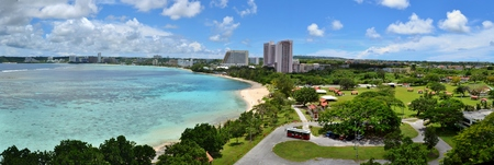 Tumon Bay in Guam
