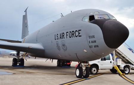 KC-135 Stratotanker Refueling Airplane
