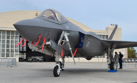 us air force: U.S. Air Force F-35 Joint Strike Fighter Editorial