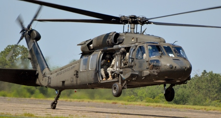blackhawk helicopter: Army UH-60 Blackhawk Helicopter
