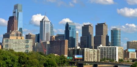 philadelphia: Philadelphia, Pennsylvania Skyline