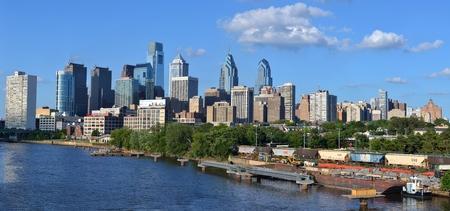 pennsylvania: Philadelphia, Pennsylvania Skyline