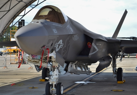 F-35 Joint Strike Fighter Editorial