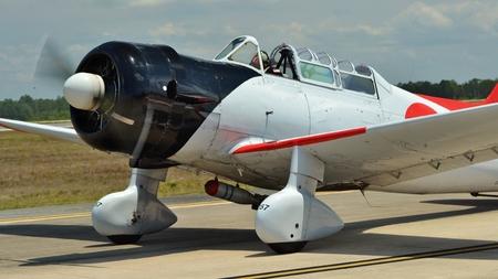 日本 A6M ゼロ戦闘機