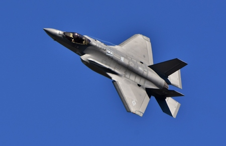 Air Force F-35 Joint Strike Fighter Editorial