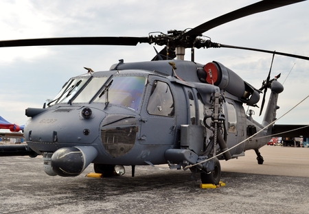Air Force HH-60G Pave Hawk Helicopter