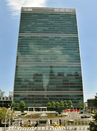 国連本部 報道画像
