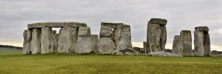Stonehenge is a prehistoric druid monument in Wiltshire, England from the neolithic bronze age.