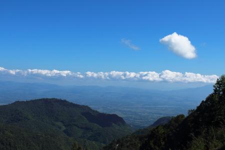 fang: High angle view  fang , Chiangmai