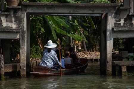 saduak: Damnoen Saduak Waterways