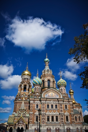 Church of the Savior on Spilled Blood, Saint Petersburg, Russia Stock Photo - 15356955