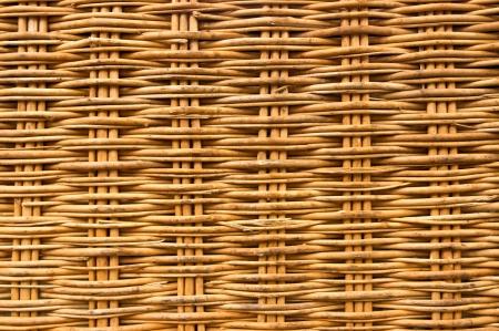 wicker: Mimbre marrón textura de fondo hechas de cesta