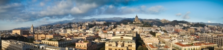 Beautiful view of Messina old city, Sicily, Italy Stock Photo - 16271483