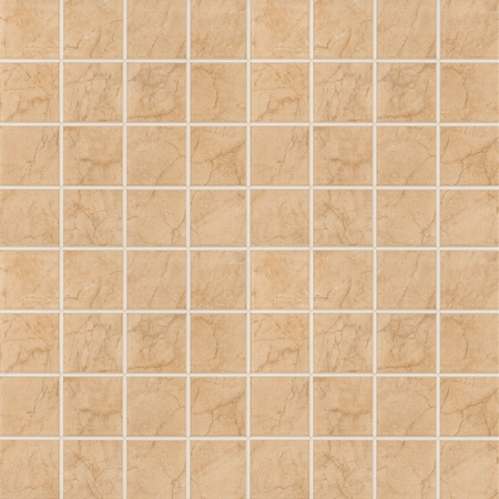 floor tiles: Brown mosaic texture background. (High res.)