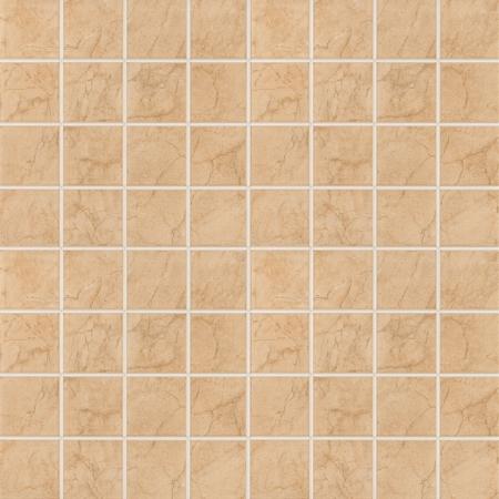 ceramics: Sullo sfondo di consistenza mosaico marrone. (Alta risoluzione).