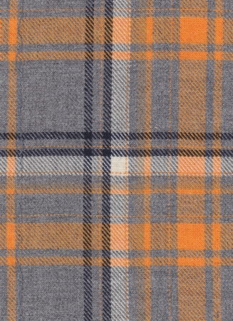 fabric plaid texture. (High.res.scan) photo