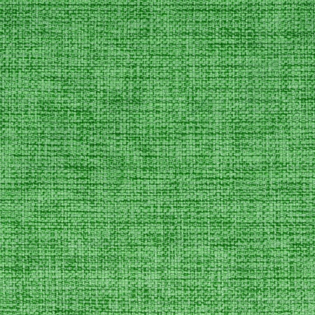 res: Green fabric texture (high res. scan)