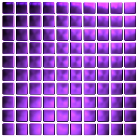 purple mosaic  Stock Photo - 9193824