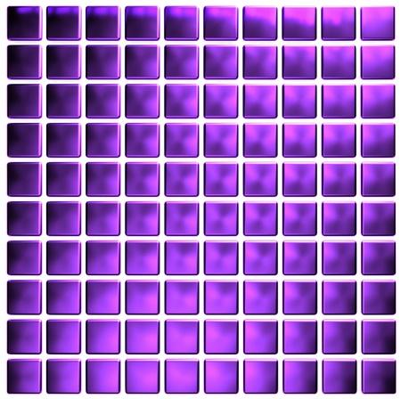 purple glasses: purple mosaic