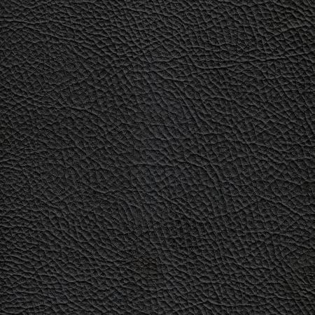 Schwarzes Leder-Textur. (hochauflösendes Scan)