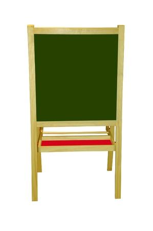 greenboard: Blank wooden greenboard
