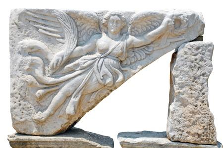 Ephesus, Turkey  The goddess of victory   photo