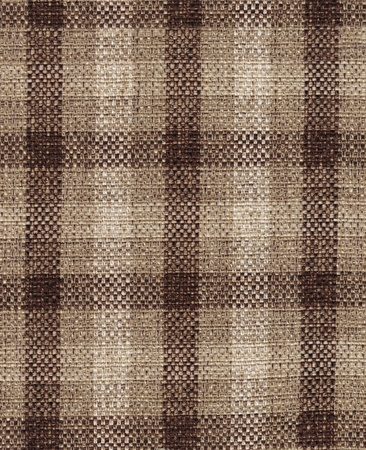Fabric plaid texture. (High res. scan.)  photo