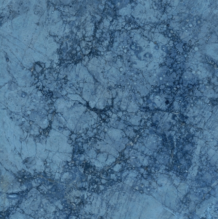 floor level: Blue marble texture  High resolution  Stock Photo
