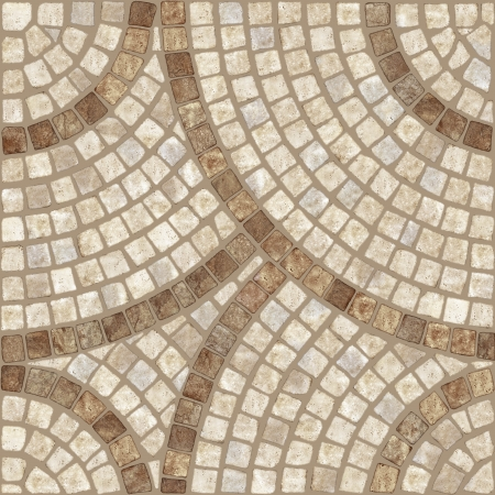 Brown de piedra de m�rmol del mosaico de textura de alta resoluci�n photo