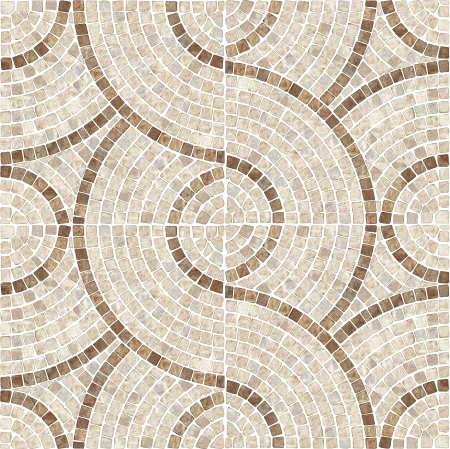 mosaic pattern: Brown marble-stone mosaic texture   High res   Stock Photo