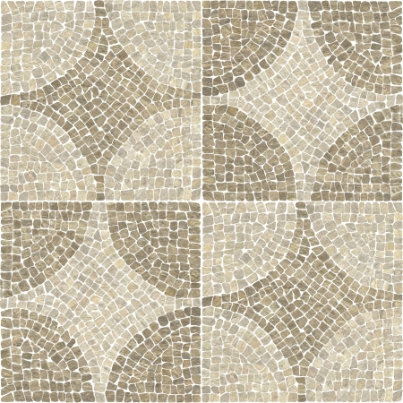Brown marble-stone mosaic texture   High res   photo