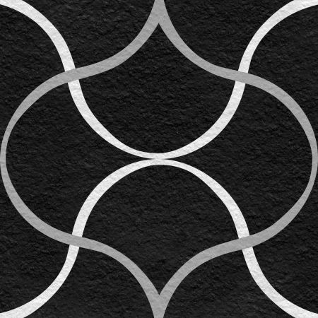 tile grout: Black-White marble-stone mosaic texture   High res