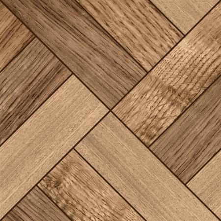Texture of fine dark brown parquet
