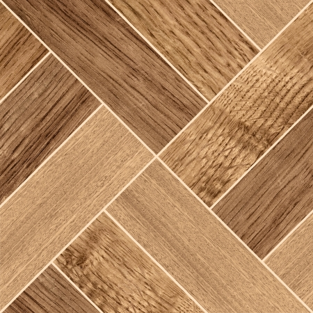 Texture of fine dark brown parquet photo