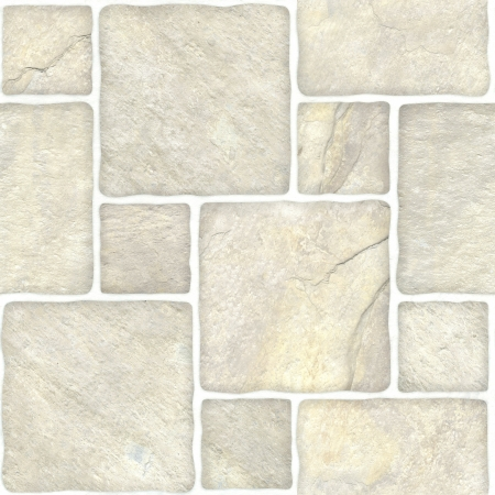 tile grout: Beige marble-stone mosaic texture   High res