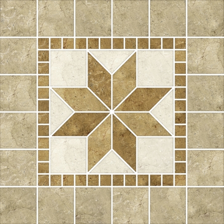 mosaic floor: High-quality mosaic pattern decor background   Stock Photo