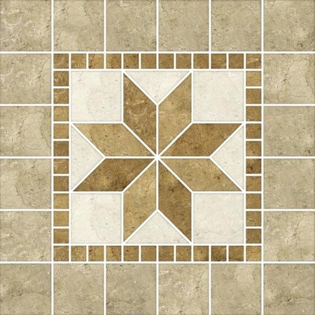 Mosaico de alta qualidade padrão de fundo decoração