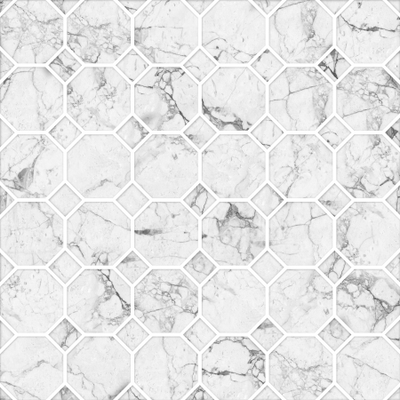 tile grout: White mosaic marble texture  High Res