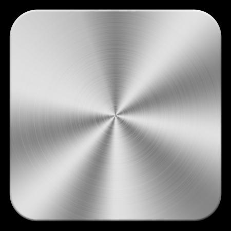 res: 3d metal button canvas button   high  res
