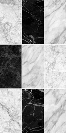White-black marble texture background   high res   photo