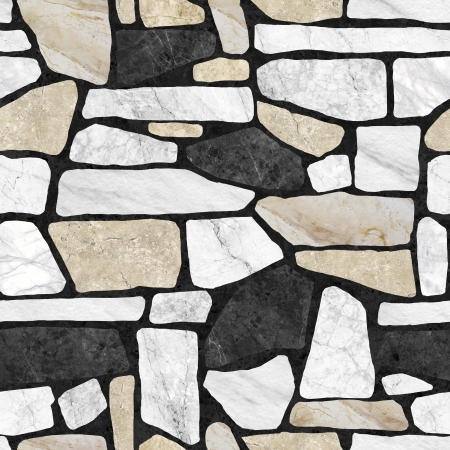 Wall stone pattern background  High Res   photo